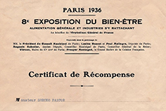 International fair - Paris 1936g.